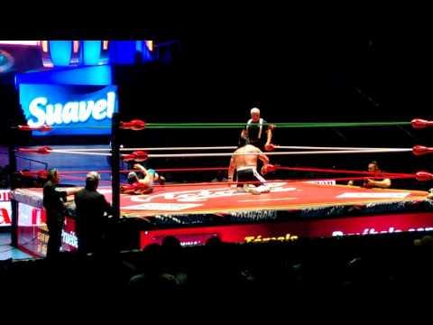 Lucha Libre Mexican Wrestling - Arena Mexico, Mexico city.