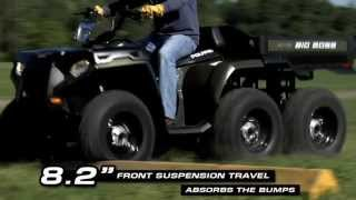 Polaris ATV SPORTSMAN BIG BOSS 6X6 800