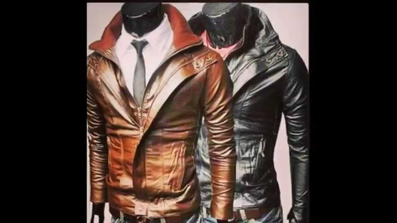 THE BEST: Mens Fashion Leather Jackets Sale | Biker & Motorcycle ...