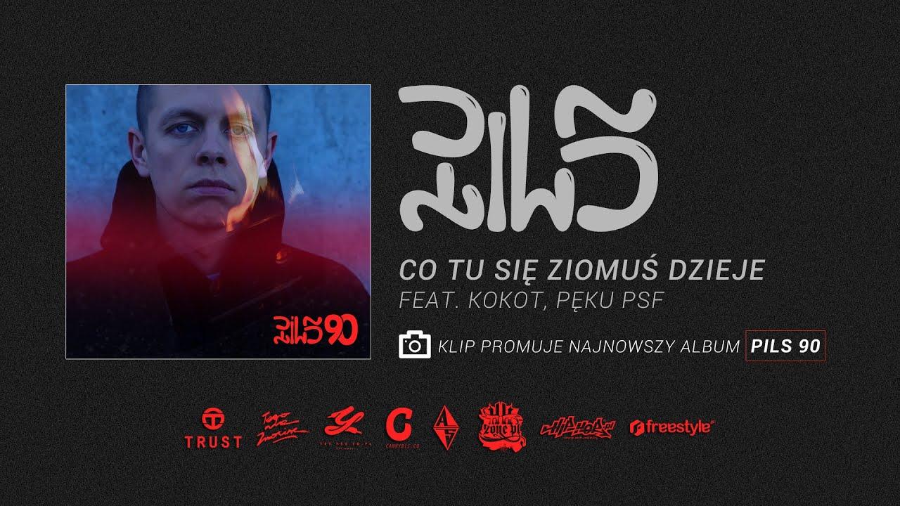 Pils - Co tu się ziomuś dzieje feat. Kokot, Pęku PSF (KLIP HD 2015)