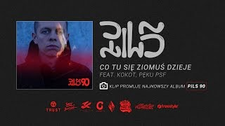 Teledysk: Pils - Co tu się ziomuś dzieje feat. Kokot, Pęku PSF (KLIP HD 2015)