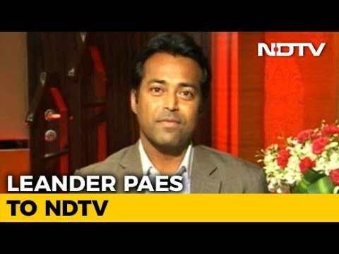 Meet Leander Paes - The Greatest Doubles Player In Davis Cup History