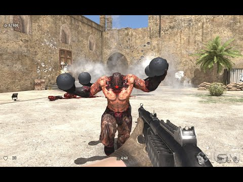 MOST SCARY GAME | Serious Sam 3 BFE Gameplay PC |