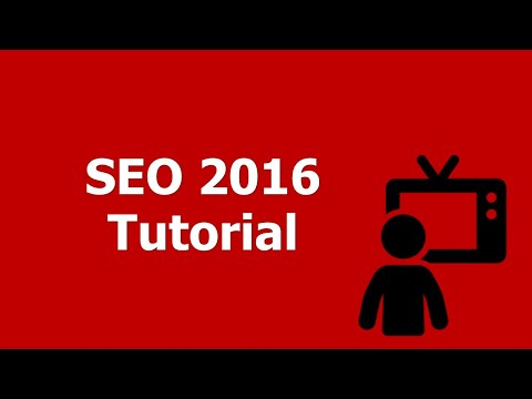 SEO Tutorial & Guide 2016 - Top 10 Tips, Tools & ToDos for Search Engine Optimization