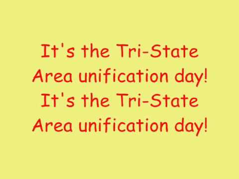 Phineas And Ferb - Tri-State Area Unification Day Lyrics (HQ)