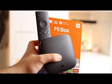 обзор Xiaomi Mi Box S. Лучшая Android Tv приставка