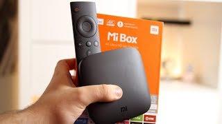 Обзор Xiaomi mi Box s. Лучшая Android tv Приставка. Обзор Xiaomi mi Box