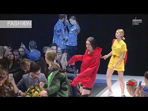 U STORY Fall 2018 2019 St. Petersburg - Fashion Channel