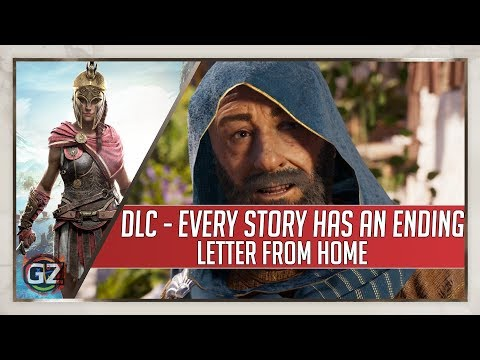 AC Odyssey | DLC - Letter From Home