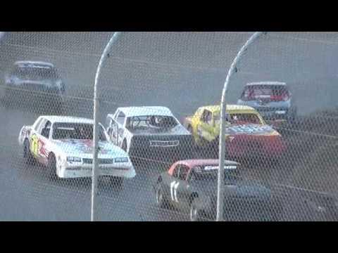 Street Stock Battle @ Willamette Speedway 2018