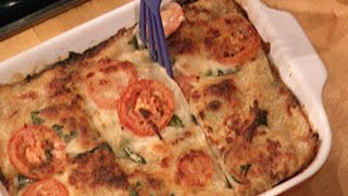 Caprese Lasagna   The Rachael Ray Show Recipes