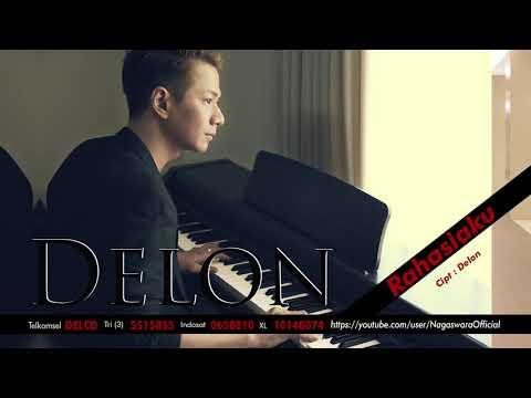 Delon - Rahasiaku (Official Audio Video)
