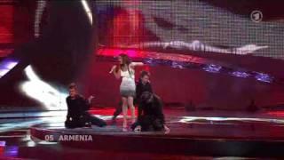 Eurovision 2008 Final - Armenia - Sirusho -