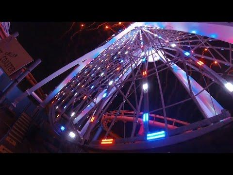 Santa Monica Pier Pacific Park Fireworks