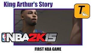 #NBA2K15 King Arthur