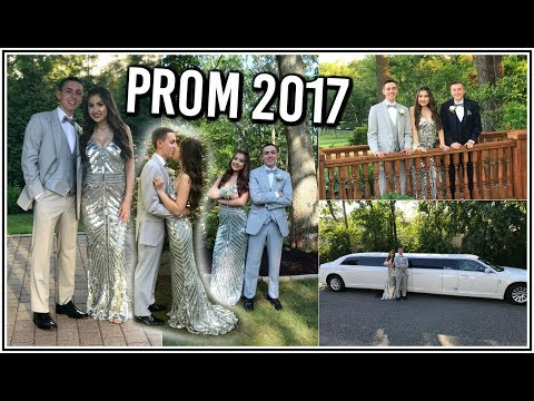 PROM VLOG 2017 ♡ Middle School Sweethearts take on Senior Prom