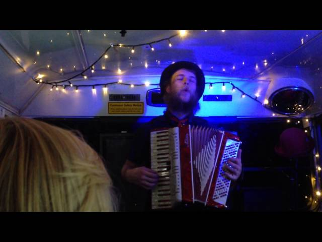 """Kids"" - MGMT - Strangely's Roaring Accordion Covers 13/25"