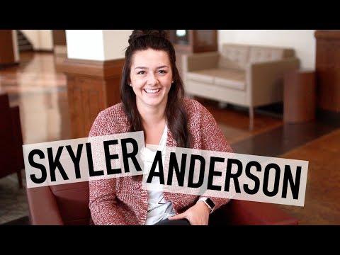 University of Montana College of Business Student Spotlight: Skyler Anderson