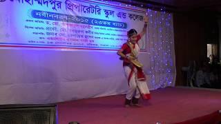 Mere Dholna(Ami Je Tomar) dance performance