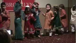 Brooklyn Amity School Talent Show 04-20-2012 Indian Music