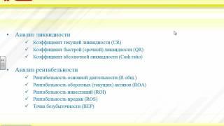 видео 1.6. Изменение учетной политики