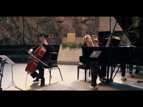 Edvard Grieg: Sonata for Cello and Piano in A Minor, Op. 36