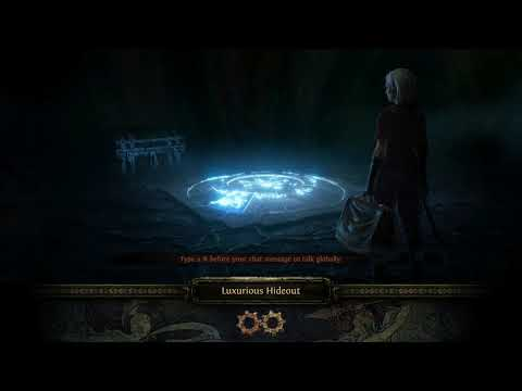 Path of Exile 3.9 Ichimonji Cyclone Shaper