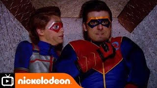 vuclip Henry Danger | Buried | Nickelodeon UK