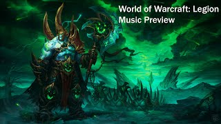 world of warcraft legion music preview