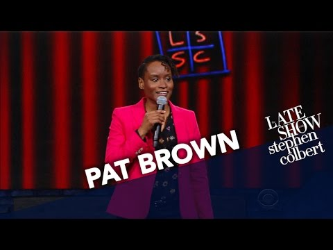 Comedian Pat Brown Thinks Barack And Michelle Still Do It