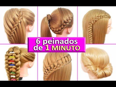 Descargar 6 Peinados Casuales Para Cabello Largo Con Trenzas Para La
