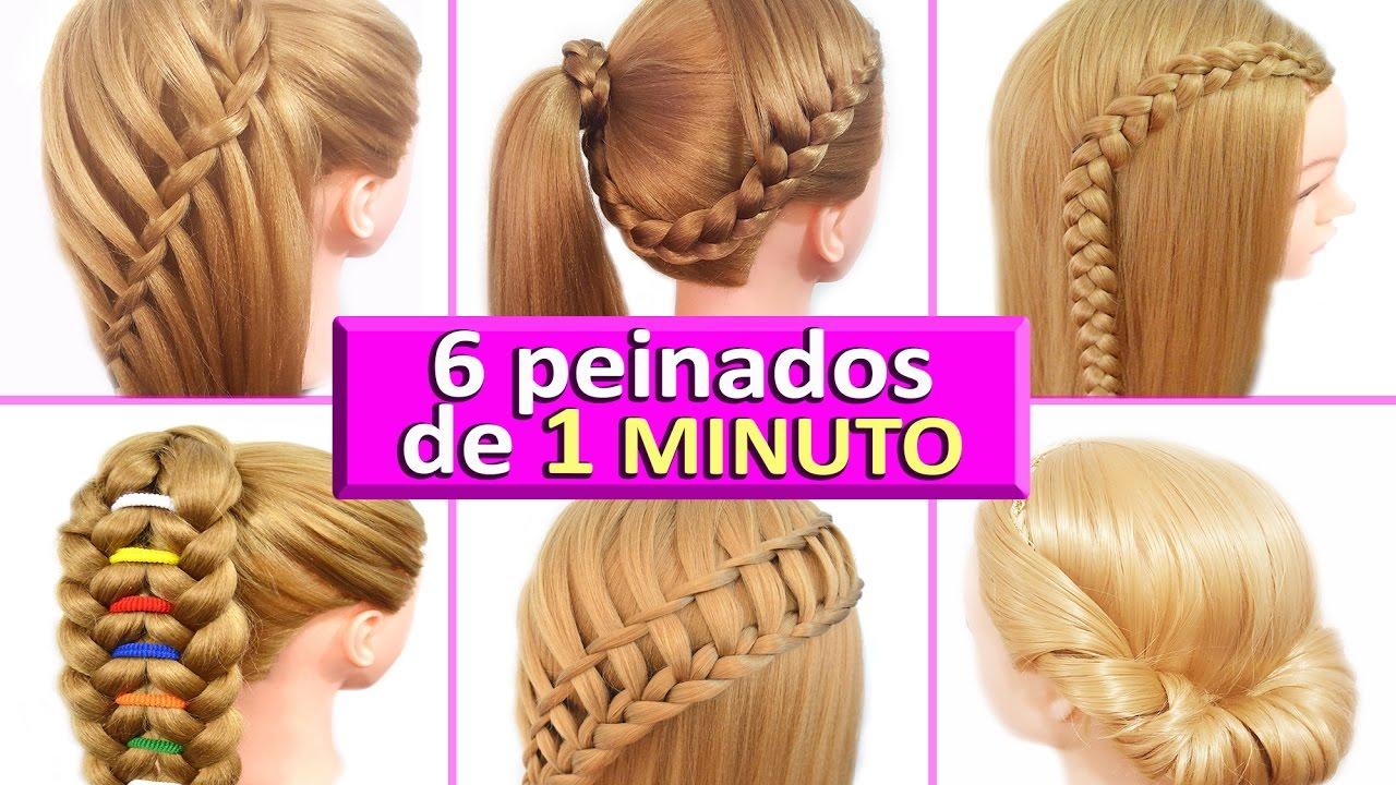 Peinados paso a paso para cabello largo - Peinados bonitos para ninas ...