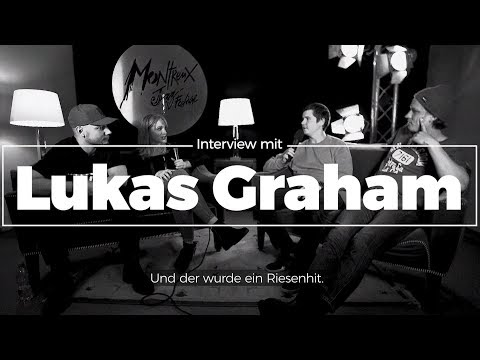 Interview mit Lukas Graham am Montreux Jazz Festival 2017
