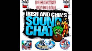 RICOVIBES EXCLUSIVE INTERVIEW WITH CHIN OF SOUND CHAT RADIO