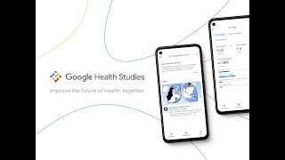 Introducing Google Health Studies: Start contributing to health research