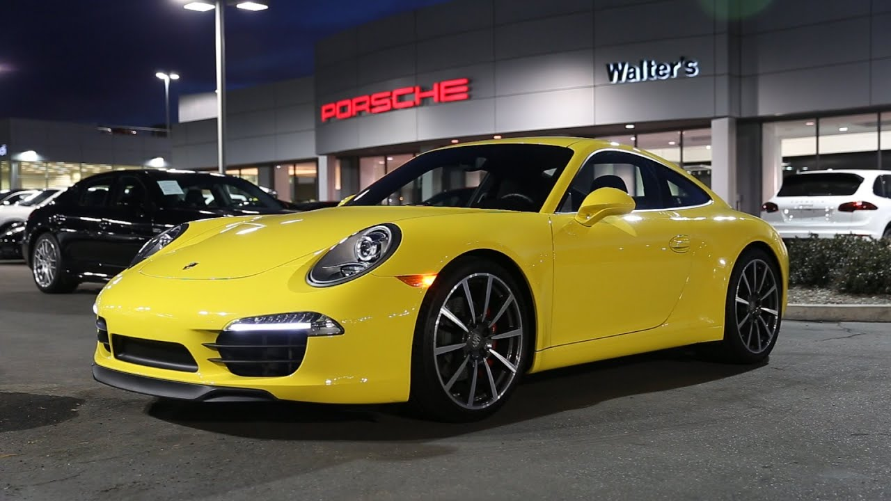 walter s porsche approved certified preowned program youtube