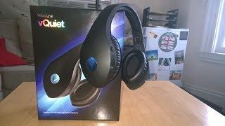 Velodyne vQuiet Active Noise Canceling Headphone Review