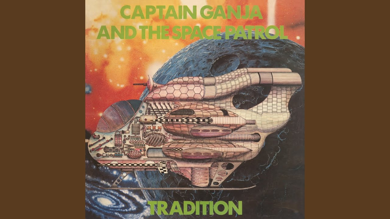 CAPTAIN GANJA & THE SPACE PATROL EP VOL 1 (7 inch)-pre-order