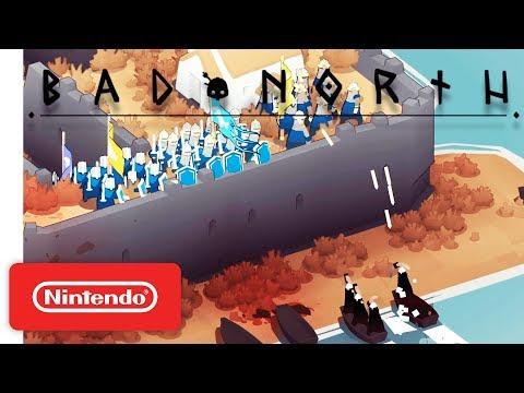 Bad North Announcement Trailer - Nintendo Switch
