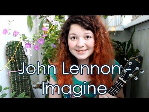 John lennon imagine разбор на укулеле