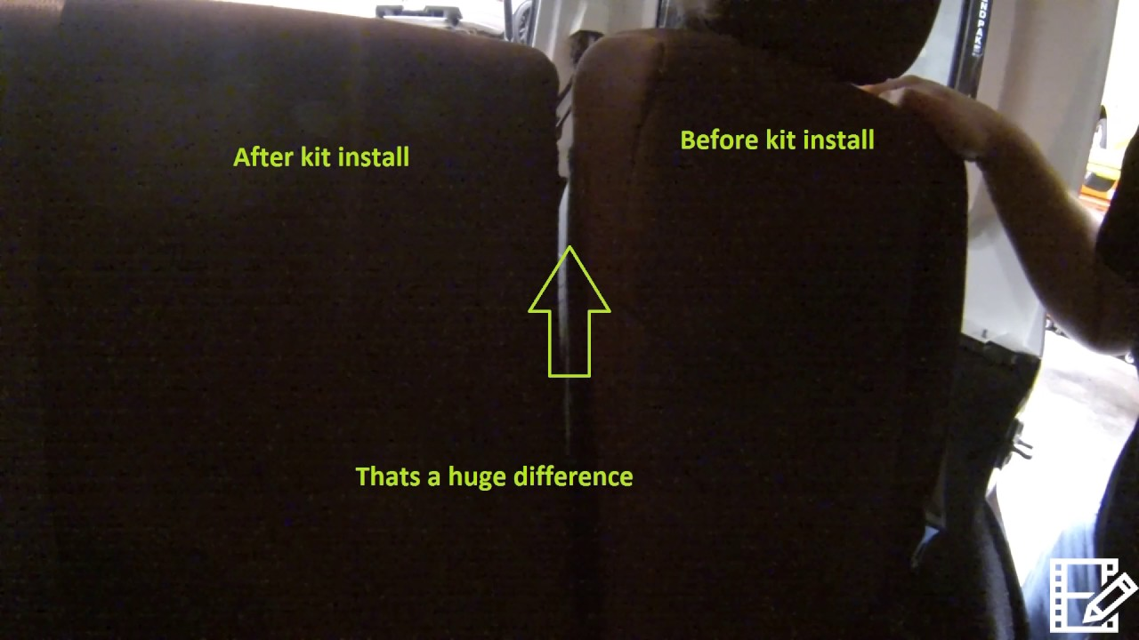 2017 Jeep Wrangler Unlimited Sport Jku Rear Seat Recline