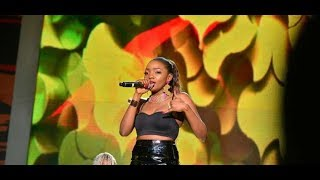 Video: watch Simi's Full Performance at the AFRIMA AWARDS 2017