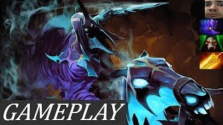 Fight Winning Shields! | Abaddon Ranked Gameplay Commentary Dota 2