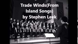 Trade Winds- Stephen Leek