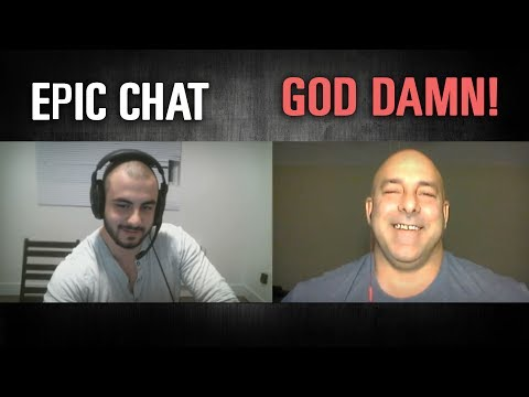 Epic Chat with Every Damn Day Fitness...God Damn!
