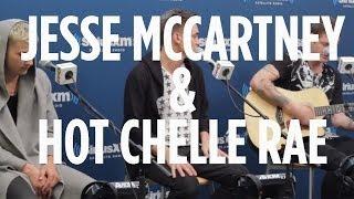 "Jesse McCartney & Hot Chelle Rae ""Back Together"" Live @ SiriusXM // Hits 1"