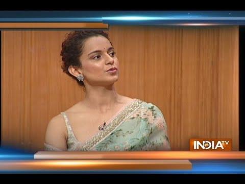 Anurag Basu hid me from Aditya Pancholi in his office: Kangana Ranaut in Aap Ki Adalat