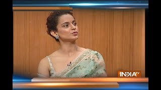 Anurag Basu hid me from Aditya Pancholi in his office Kangana Ranaut in Aap Ki Adalat