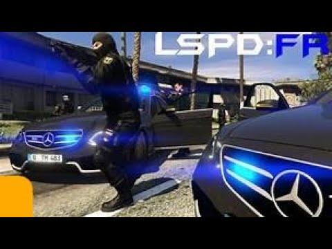 Sarocesch Auf Streife Zivil/SEK Krasse Einsätze LSPDFR GTA 5