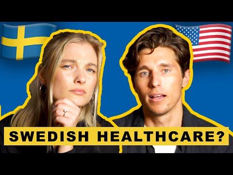 Swedish Healthcare vs. US Healthcare!!